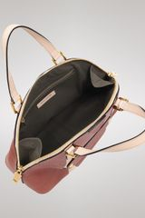 Marc Jacobs Shoulder Bag Crosby Sutton in Pink (midnight blue) - Lyst