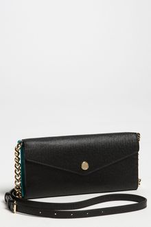Michael by Michael Kors Colorblock Saffiano Crossbody Bag - Lyst