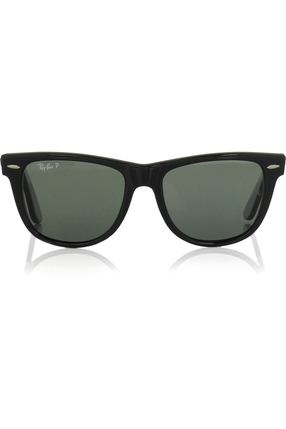 Ray-ban Large Wayfarer Acetate Sunglasses in Black Lyst