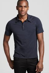Theory Stay Eskil Jersey Polo Shirt - Lyst