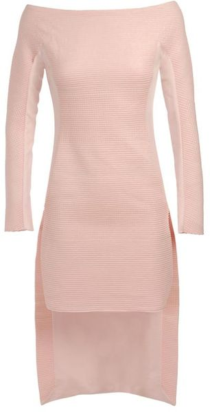 Thomas Tait Exclusive Plissé Pleated Stretch Jersey Dress - Lyst
