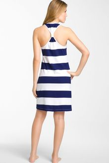 Tommy Bahama Big Stripe Coverup Tank Dress - Lyst