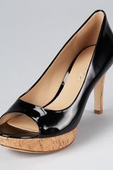Via Spiga Pumps Alexis Open Toe - Lyst