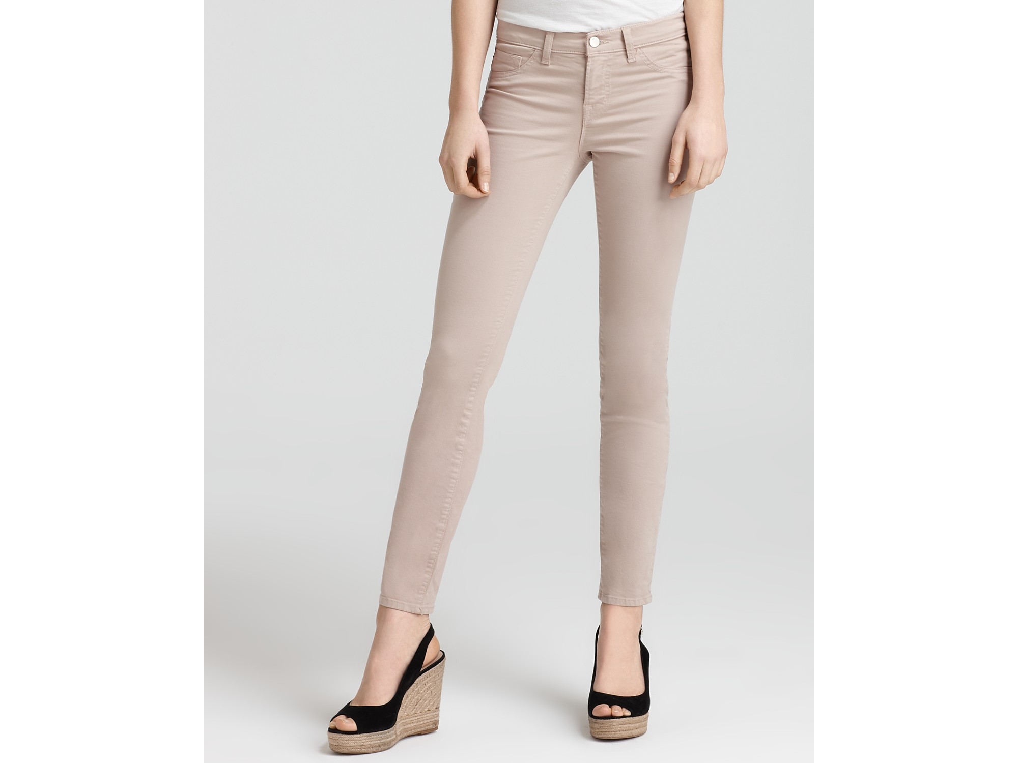 Jeans skinny nude pics