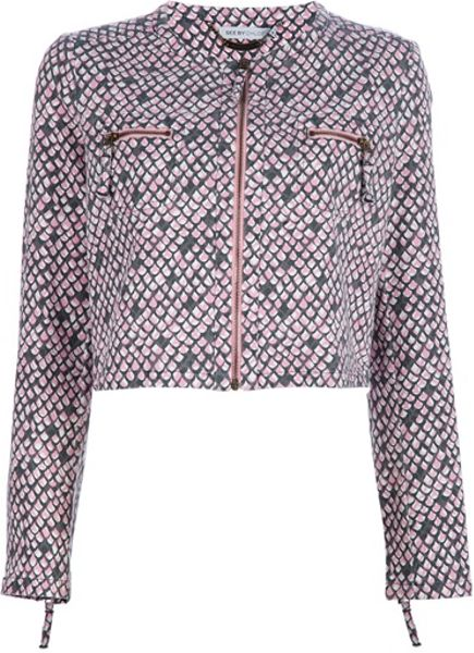 See By Chloé Jacket in Pink - Lyst
