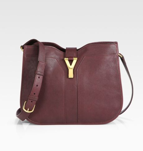 Ysl Chyc Medium Shoulder Bag 14