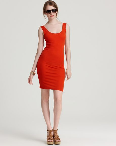 Red Tank Dress Photo Album - Reikian