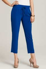 DKNY C Narrow Ankle Pants - Lyst