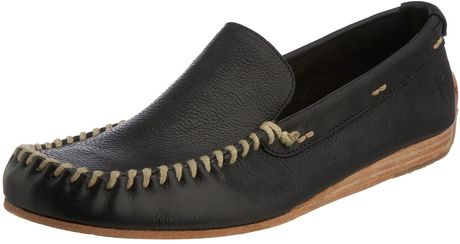 Frye Frye Mens Alex Venetian Slip On in Black for Men - Lyst
