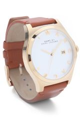 Marc By Marc Jacobs Ladies Henry Watch - Lyst