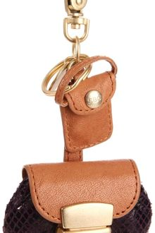 See By Chloé See By Chloe See By Products Vianna Key Ring - Lyst