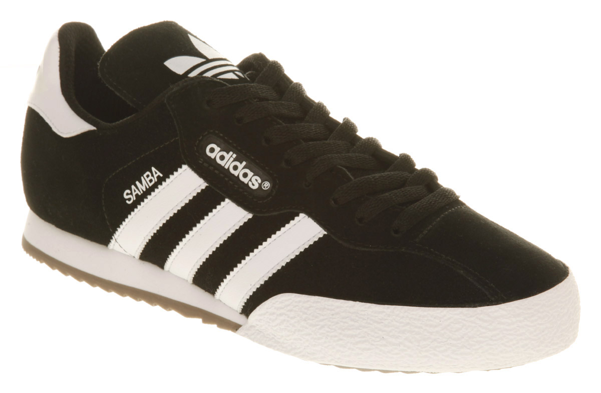 0ac31e28d74f7 Black Suede Blk Samba Men Smu In Adidas Lyst For Super qZtxwtfEY