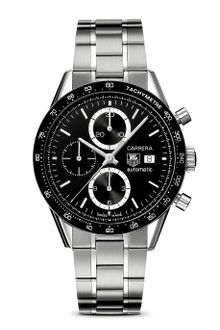 Carrera Tag Heuer Bracelet Watch 41mm - Lyst