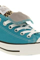 Converse Ox Low Double Tongue Enamellprd Smu - Lyst