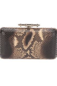 Givenchy Structured Clutch - Lyst