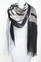 Halogen Angles Scarf - Lyst