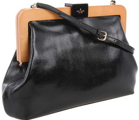 Kate Spade Zuma Beach Marga Shoulder Bag  in Black (b) - Lyst