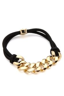 Marc By Marc Jacobs Sporty Turnlock Bracelet - Lyst