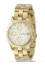 Marc By Marc Jacobs Henry Round Chronograph Watch 365 Mm - Lyst
