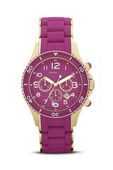 Marc By Marc Jacobs Purple Rock Watch 40mm - Lyst