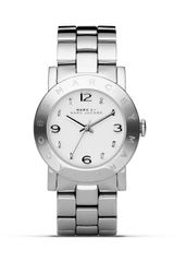 Marc By Marc Jacobs New Amy Stainless Steel Watch  - Lyst