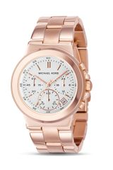 Michael Kors Michael Brushed Rose Gold Watch 38mm - Lyst