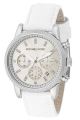 Michael Kors Michael Womens Stainless Steel Chronograph Watch 38mm - Lyst