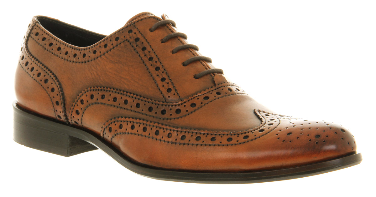 Brown Leather Shoes Mens In India