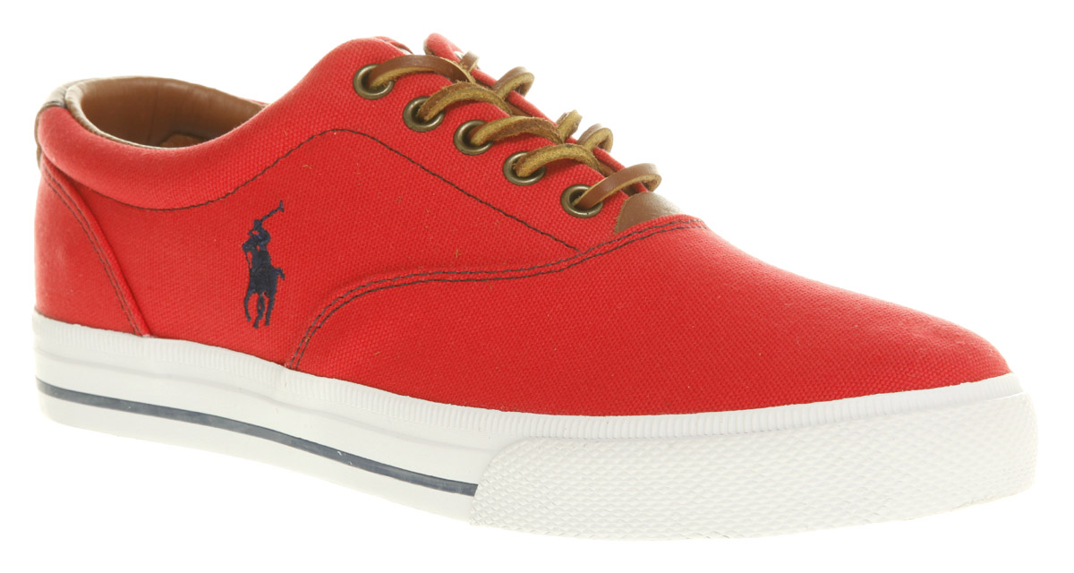 Polo Ralph Lauren Canvas Shoes Uk
