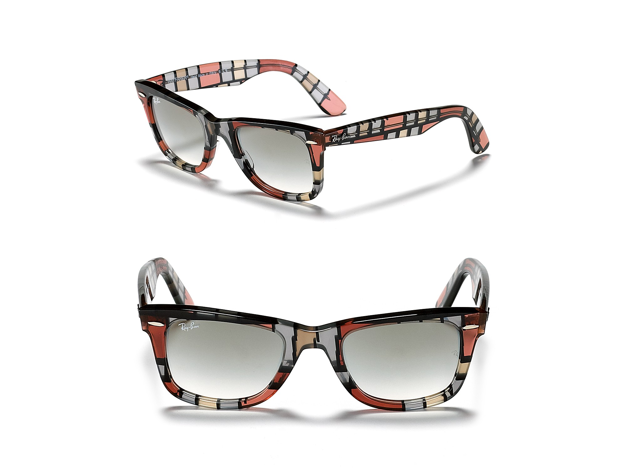 ray ban classic wayfarer sunglasses sale  gallery. previously sold at: bloomingdale's · men's wayfarer sunglasses