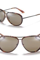 Tom Ford Cyrille Sunglasses - Lyst