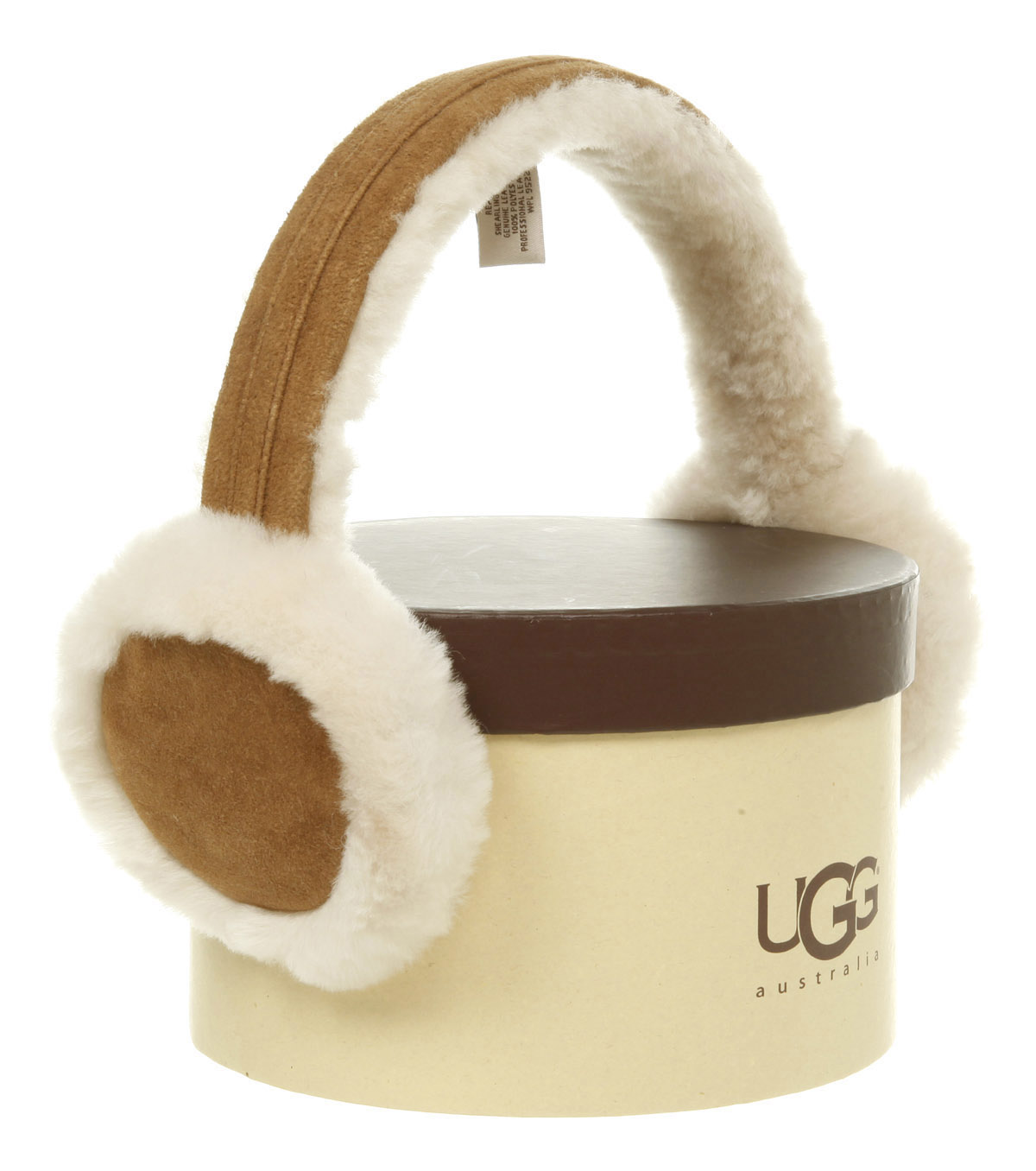 dca150173ce15 UGG Ear Muffs Chestnut in Brown - Lyst