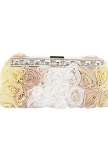 Valentino Rose Clutch - Lyst
