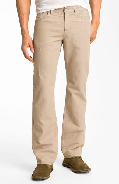 matches. ($ - $) Find great deals on the latest styles of Mens khaki linen pants. Compare prices & save money on Men's Clothing.