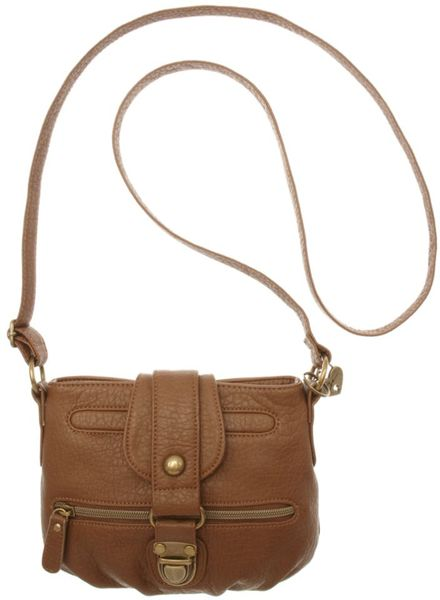 American Rag Taryn Small Crossbody in Brown (dark tan)