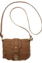 American Rag Taryn Small Crossbody in Brown (dark tan) - Lyst