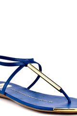 Dv By Dolce Vita Archer Bright Stella Flat Sandals