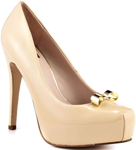 Dv By Dolce Vita Bunny Patent Pumps in Pink (blush) - Lyst