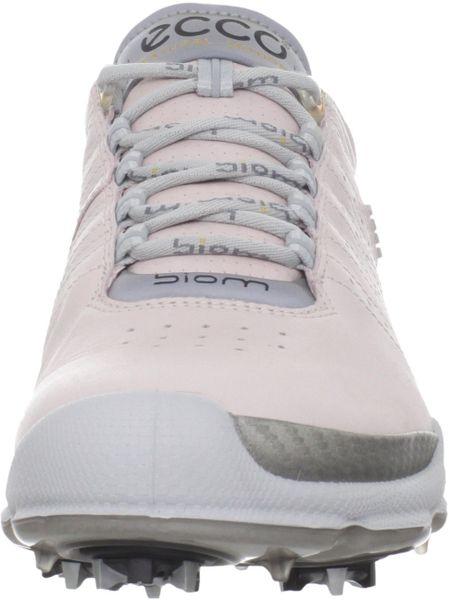 Ecco Ecco Womens Biom Golf Shoe in Pink (pale lilac/concrete