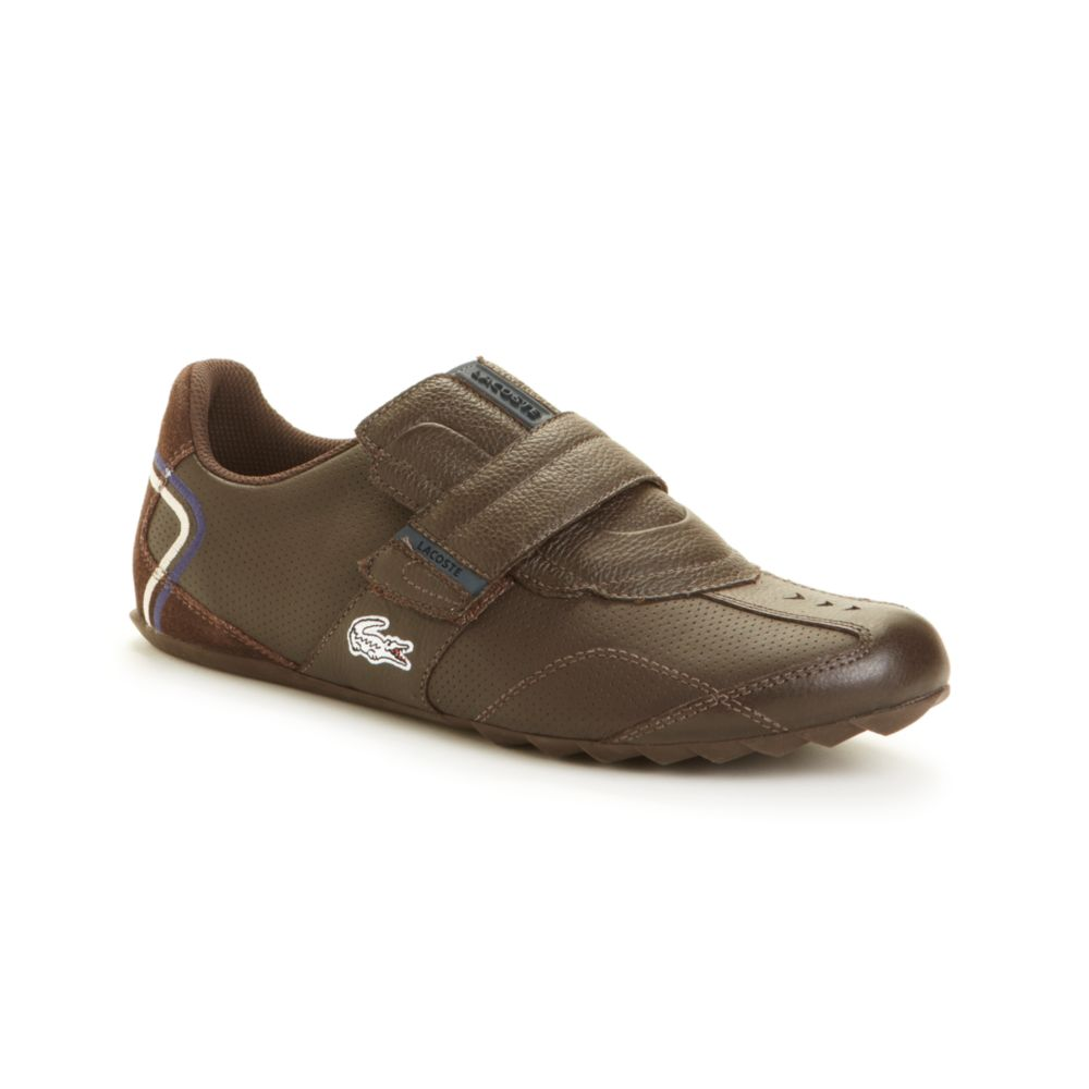 092474676 Lyst - Lacoste Swerve Vy Sneakers in Brown for Men