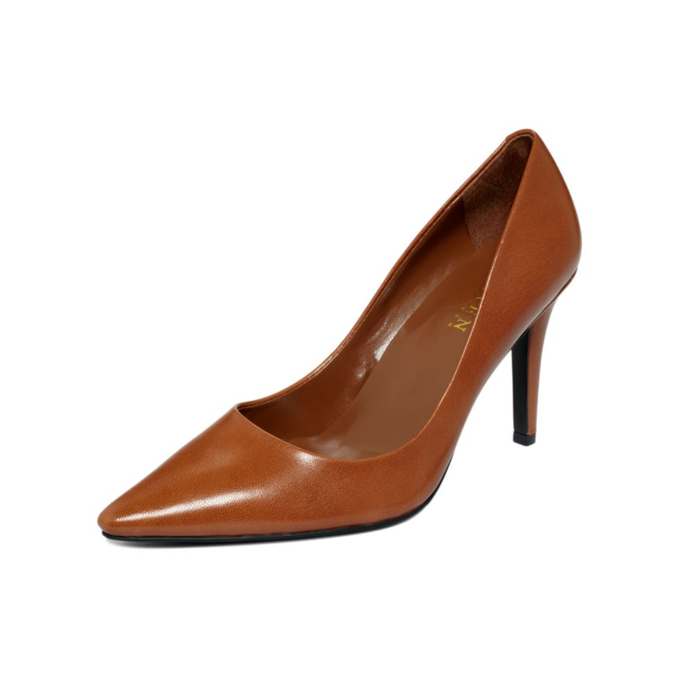 Cognac Color Shoes For Women