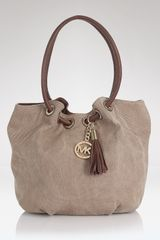 Michael Kors Medium Ring Tote - Lyst