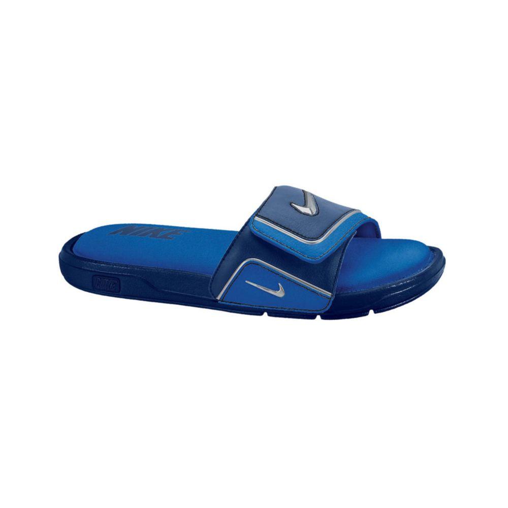 Beautiful Nike Benassi JDI Mismatch Women39s Slide Sandals Size 9 Turquoise