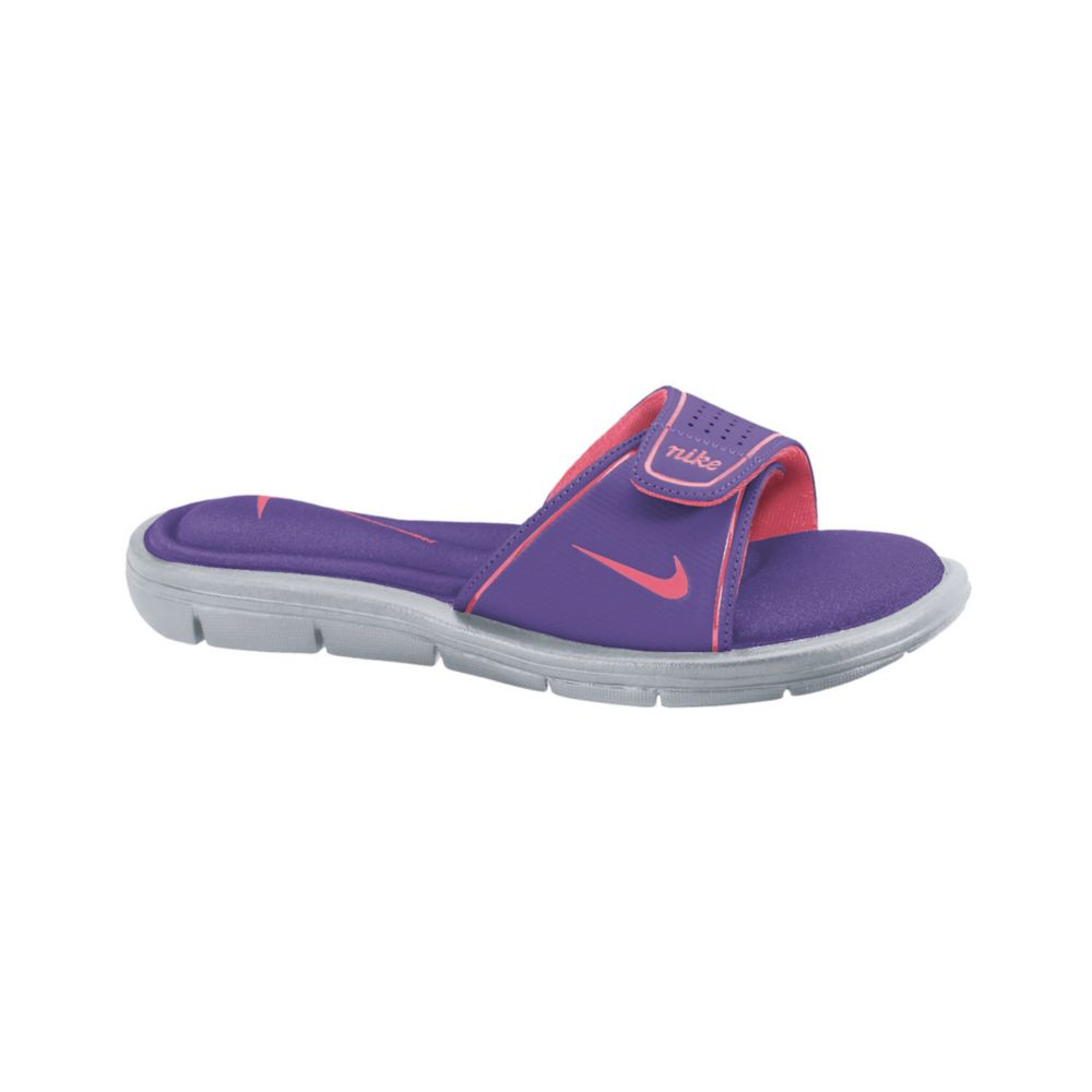 New Once You Take Off The Cleats You Can Throw On A Pair Of Nike Benassi Womens Solarsoft Slides To Let Your Feet Cool Off  Construction And Is Constructed Without Stitching For Seamless Comfort Midsole Dualdurometer Midsole Outsole
