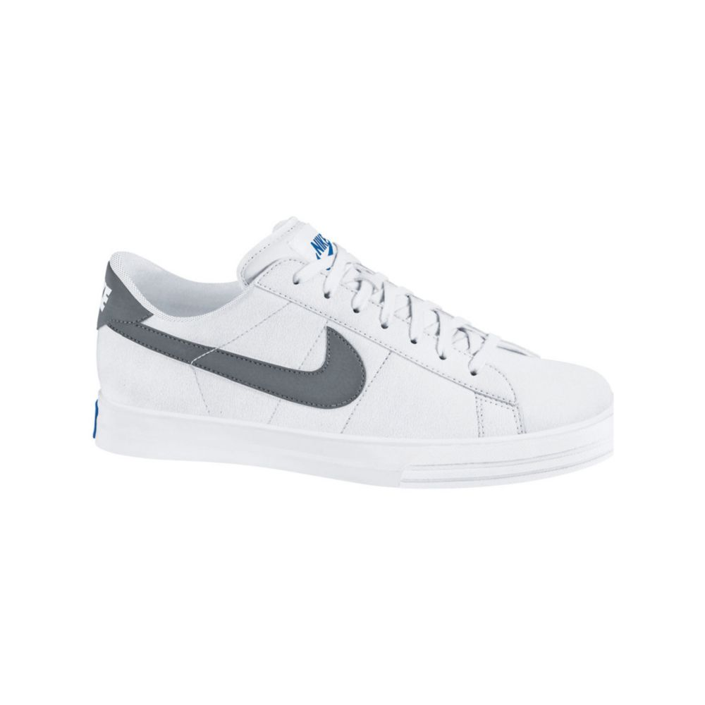 nike sweet classic leather sneakers in white for men lyst. Black Bedroom Furniture Sets. Home Design Ideas