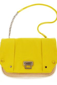 Rachel Rachel Roy Medium Flap Shoulder Bag - Lyst