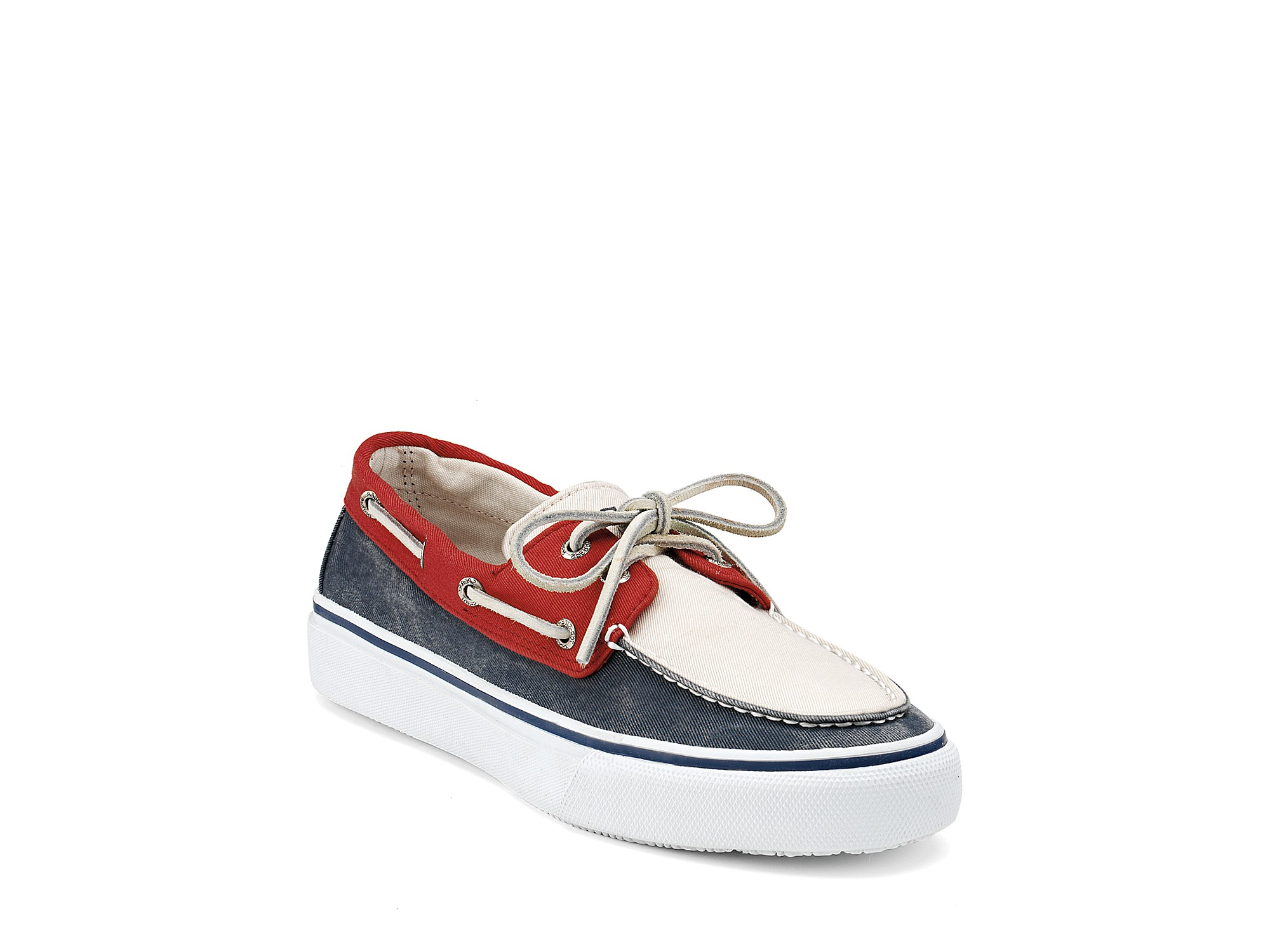 Sperry top-sider Bahama 2eye Boat Shoes in Blue for Men   Lyst