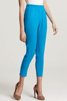 Theory Pants Jesha Stretch Waist - Lyst