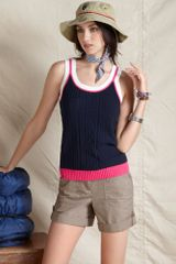 Tommy Hilfiger Cricket Sleeveless Cable Knit Tank Top - Lyst