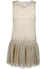 RED Valentino Beaded Dress